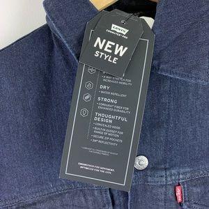 Levi's Jackets & Coats - Levi's Denim Jean Jacket Commuter Trucker Hood S